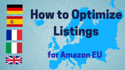 How to Optimize Listings for Amazon Europe