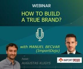 How to Build a True Brand (with Manuel Becvar)