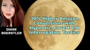 30% Higher Amazon Conversions with Hypnotic, Covert CIA Interrogation Tactics