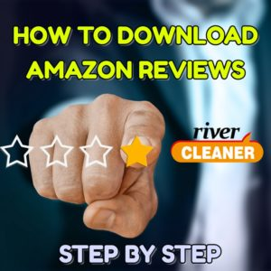 Download Amazon product reviews as Excel/CSV file