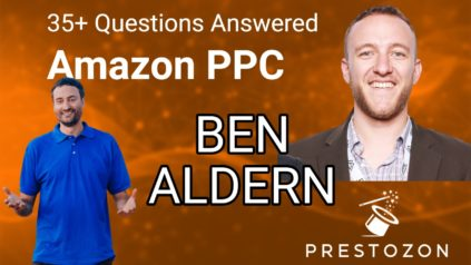35+ Amazon PPC Questions answered with Ben Aldern