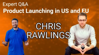 Product Launches in US and EU - Amazon Expert Q&A with Chris Rawlings from JudoLaunch