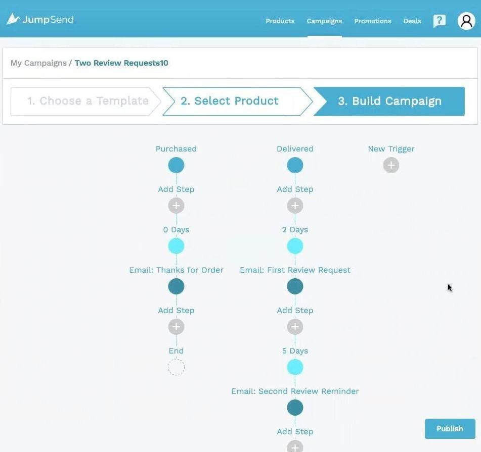 jump send deal site