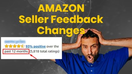 Amazon Seller Feeback Updates 2018
