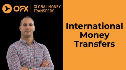 OFX - Global Money Transfers Provider