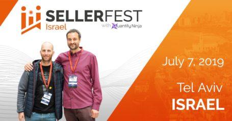 Amazon Seller Fest Israel 2019 in Tel Aviv