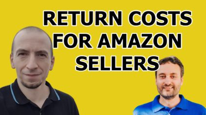 Return Costs for Amazon Sellers and how to Reduce them