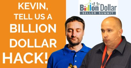 We Asked Kevin King to Share a Hack From the Billion Dollar Seller Summit