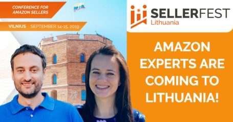 Seller Fest Lithuania 2019: Top Amazon Experts Are Coming to the Baltics