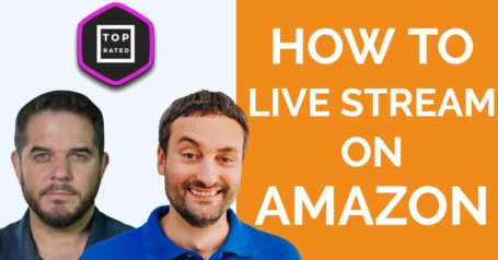 Streaming Product Videos on Amazon Live with Ehud Segev