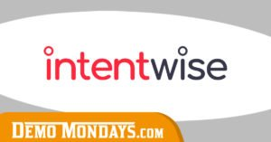 Demo Mondays #58 - Intentwise