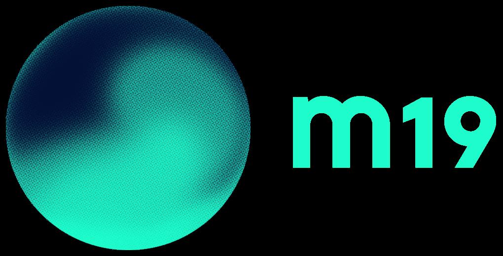 m19 logo